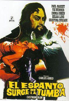 El señor de los bloguiños: El espanto surge de la tumba (1973) de Carlos Aure...