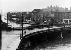Old Bridge, Bath about 1932