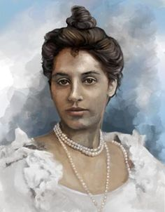 """Suffragette Princess Sophia Jindan Alexdrowna Duleep Singh (daughter of Maharaja Duleep Singh, the last Maharaja of the Sikh Empire)   """"when the women of England are enfranchised I shall pay my taxes willingly.  If I am not a fit person for the purposes of representation, why should I be a fit person for taxation?"""""""