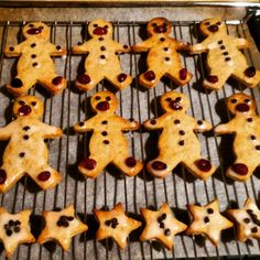 Gingerbread Gingerman