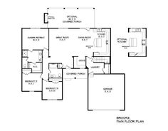 Schumacher Homes Floorplans Brooke Series Bat And Increase Sq Ft Custom Home Builders