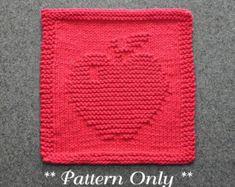 YORKIE Knitting PATTERN / Westie Pattern PDF by AuntSusansCloset