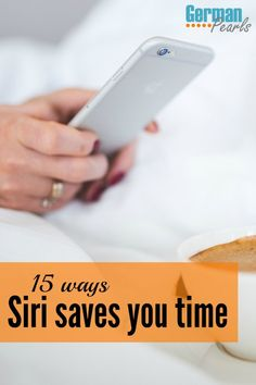 I never knew Siri could do all of this?! Now I love my iPhone ever more!! Love these Siri hacks!