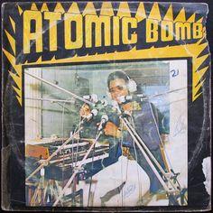 WILLIAM ONYEABOR - Atomic Bomb - WILFILMS - Afro Funk