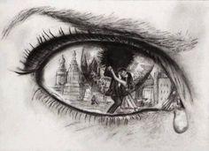 Dibujos Tristes de Amor Para Dibujar | Imágenes de Tristesa