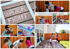 The 36th AVENUE | Making your deck a GAMEBOARD! | The 36th AVENUE
