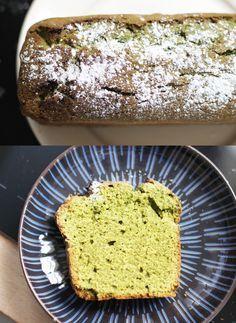 Matcha cake - nanikaa Green Tea Dessert, Chocolate Tea Cake, Cinnamon Tea Cake, Tea Cake Cookies, Lemon Tea Cake, Afternoon Tea Cakes, Matcha Cake, Cake Recipes, Dessert Recipes