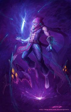Malzahar - League of Legends - Mobile Wallpaper - Zerochan Anime Image Board Lol League Of Legends, Warcraft Characters, Fantasy Characters, World Of Warcraft Wallpaper, Warcraft Art, Night Elf, Fantasy Character Design, Wow Art, Monster