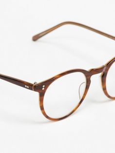 86fa222211 OLIVER PEOPLES O MALLEY - LIGHT BROWN - GENTRY NYC - 1