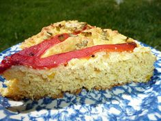 Everyday Dutch Oven: Skillet Corn Bread with Red Bell Pepper