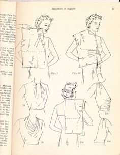 LIVRE - La Couturière Dimanche: 1930s Draping Book