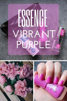 Essence Vibrant Purple
