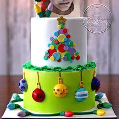 Bieber Christmas Cake - Cake by Shawna McGreevy