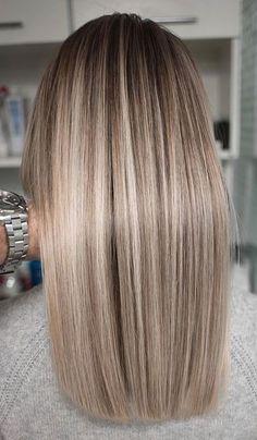 Brown Hair Balayage, Brown Blonde Hair, Hair Color Balayage, Babylights Blonde, Hair Highlights, Black Hair, Blonde Hair Shades, Blonde Hair Looks, Bronze Hair