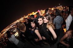 Ghostbar is known for having one of the best views in #LasVegas! See it for yourself tonight with #VCard.   #Vegas #Ghostbar #party #view