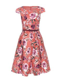 Women S Fashion Dropshippers Usa Different Dresses, Simple Dresses, Beautiful Dresses, Girly Outfits, Pretty Outfits, Vintage Inspired Dresses, Vintage Outfits, Floral Prom Dresses, 1950s Dresses