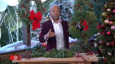 @kennethwingard shared how you can take one wreath and display it in three different ways!