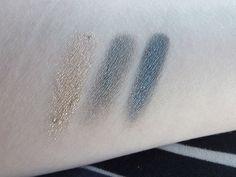Studio Cream Eyeshadow: Natural Glow, Pewter, Smoke  http://www.eyeslipsface.com/studio/eyes/eyeshadow/cream_eyeshadow