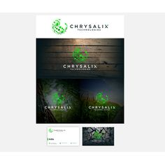 Chrysalix Technologies - Create an exciting brand for a sustainable process.