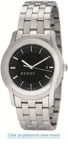 6198d815577 Amazon.com  Gucci G-Class Black Matte Dial Men s Watch(Model YA055211)   Watches