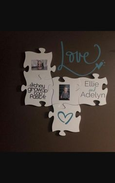Loving our puzzle pieces with Uppercase Living