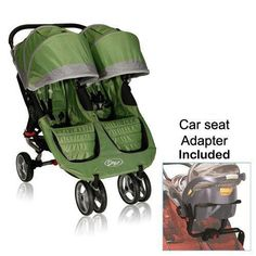City Mini Stroller - can buy accessory to fit Chicco car seat - this ...