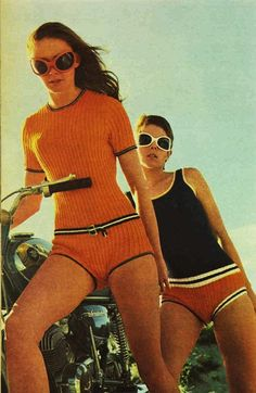 Vintage Bathing Suit Knitting Pattern - Swimwear Jumper - Bathing Suits - Two 2 Pattern Lot - PDF Instant Download - One Piece Beach Outfit