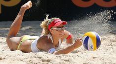 Employer Branding, European Championships, Beach Volleyball, Bikinis, Swimwear, Train, Yandex, Bodies, Image