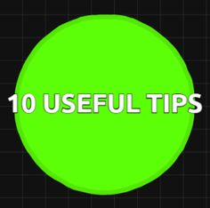 10 useful tips and strategies to survive on agar.io... http://agariozone.com/survive-on-agario/