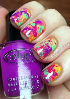 Colors: Color Club Almost Famous, Wham! Pow!, Poptastic, Warhol, Pucci-Licious, Twiggie, Mrs. Robinson