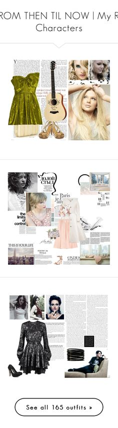 """""""FROM THEN TIL NOW 