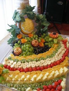 Delicious Fruit: What's your taste in the first?