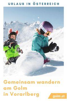 Familienfreundliche Aktivitäten soweit das Auge reicht - das gibt es am Erlebnisberg Golm in Montafon! Entdeckt unser Angebot und verbringt den nächsten Urlaub zu Hause in Österreich. Jetzt informieren. Ski, Family Vacations, Recovery, Eye, Road Trip Destinations, Explore