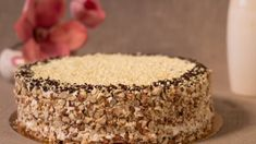 Krantz cake as in the confectionery - Culinary recipes - Romanian and .- Tort krantz ca la cofetărie – Retete culinare – Romanesti si din Bucataria inte… Krantz cake as in the confectionery – Culinary recipes – Romanian and international cuisine - Moka, Torta Ferrero Rocher, Krantz Cake, Dessert Drinks, Desserts, Russian Cakes, Cheesecake, Star Cakes, Torte Cake