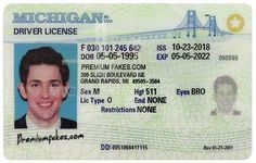 People should have to get their fake ids from good quality printers and card makers. There a needs for careful design, which can help design the cards as original in the first look. new-ids is a Good Quality Of Fake Id Provider. Driver License Online, Driver's License, Fake Identity, Id Card Template, Passport Template, Passport Online, Id Design, Birth Certificate, Card Maker
