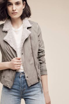 Shop the Abby Sherpa Moto Jacket and more Anthropologie at Anthropologie today. Read customer reviews, discover product details and more.