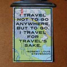 RiverBlogger's Top 5 Travel Quotes