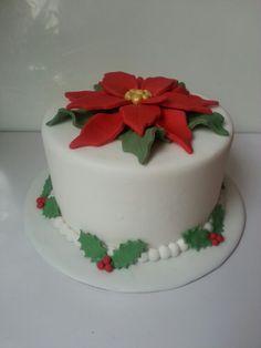 stella di Natale cake