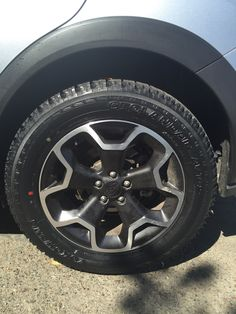 Largest tire for stock Crosstrek? - Page 7