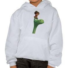Spot On Arlo's Head Hooded Sweatshirt