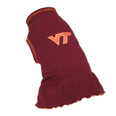 Virginia Tech Doggie Cheer Dress