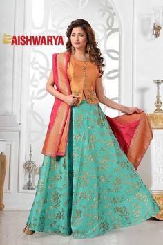 Choli Blouse Design, Lehenga Saree Design, Half Saree Lehenga, Blouse Designs Silk, Lehenga Designs, Half Saree Designs, Choli Designs, Designer Party Wear Dresses, Indian Designer Outfits