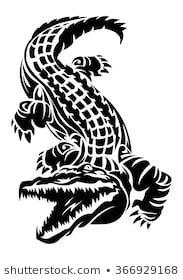 Crocodile hunter coloring pages ~ Realistic crocodile coloring page free printable   Animal ...