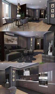 Small Home interior Ideas Living Rooms - Home interior Design Videos Ideas Farmhouse - Small Home interior Design Videos Apartments Interior Design Living Room, Living Room Designs, Room Interior, Interior Ideas, Japanese Apartment, Appartement Design, Apartment Interior, Apartment Living, Design Apartment