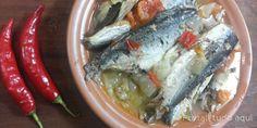 Aprenda a fazer essa receita de sardinha na panela de pressão que pode ser usada em várias receitas deliciosas. Além de gostosa a sardinha é rica em Omega-3, faz bem para o coração e ajuda a controlar a glicemia entre outros benefícios.
