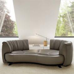 DS-164 | Sofa by de Sede | #Design Hugo de Ruiter #interiors #window