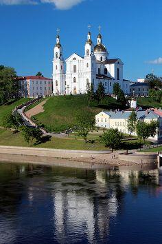 Vitebsk Cathedral, Belarus