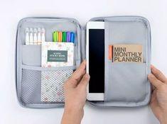 Cette pochette parfaite pour mettre tout ce dont vous avez besoin pour votre Bullet Journal.