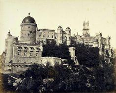 Lisboa de Antigamente: Palácio Nacional da Pena