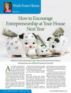 How to Encourage Entrepreneurship at Your House Next Year – By Rhea Perry http://www.thehomeschoolmagazine-digital.com/thehomeschoolmagazine/20140304/#pg133